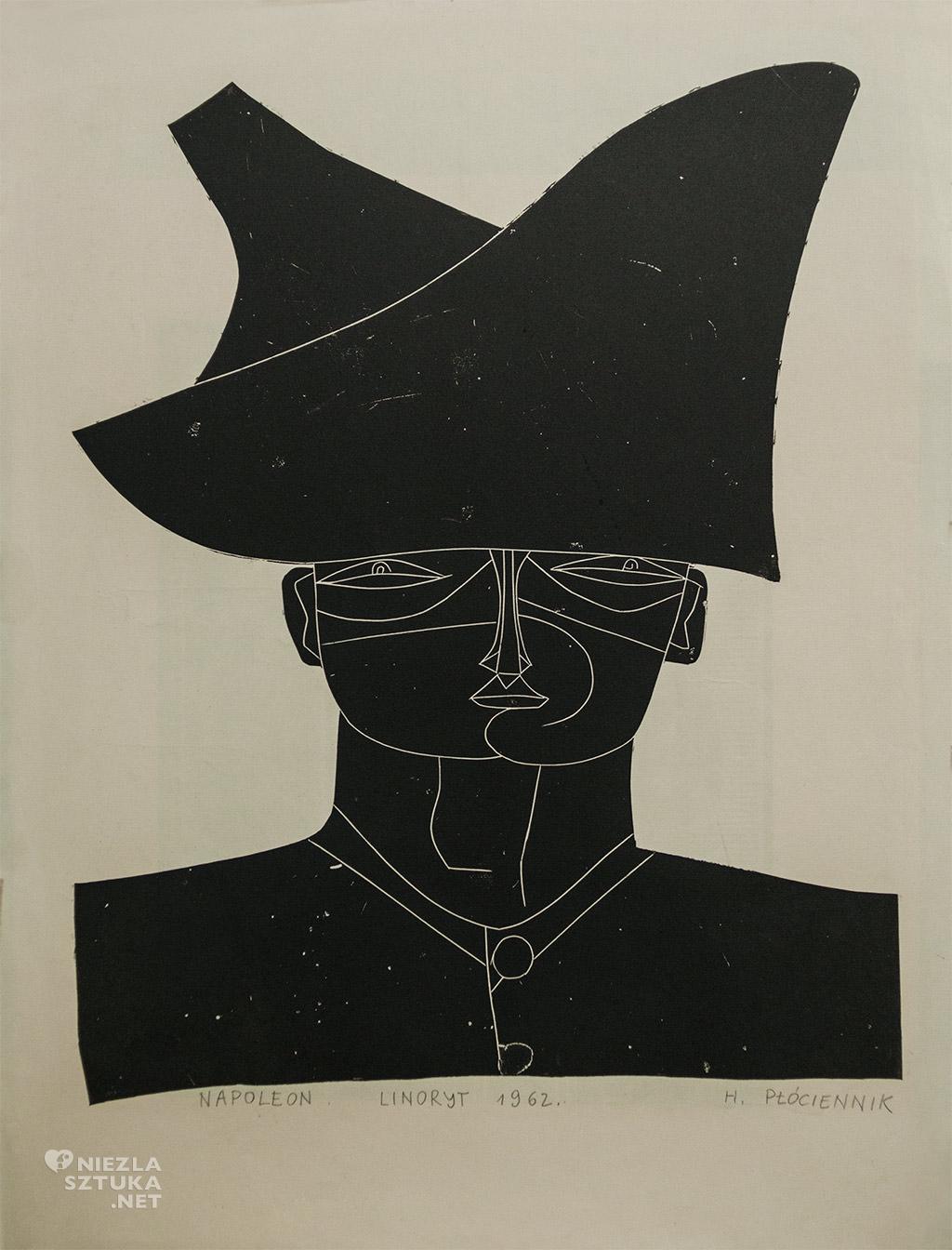 Henryk Płóciennik grafika