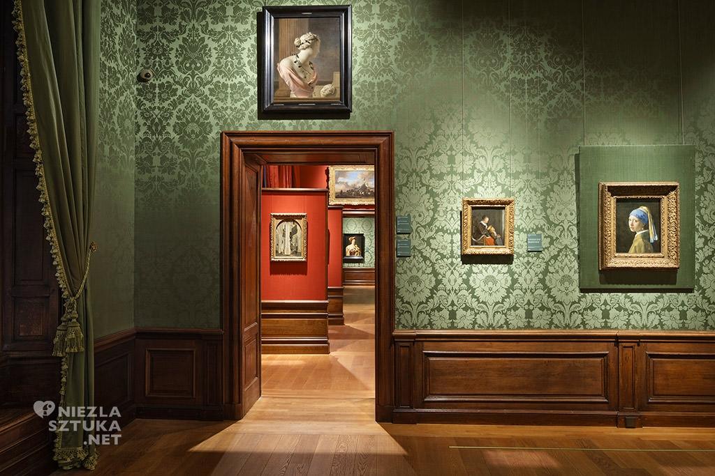 Mauritshuis Museum, Dziewczyna z perłą, Muzeum Holandia, Vermeer, Niezła sztuka