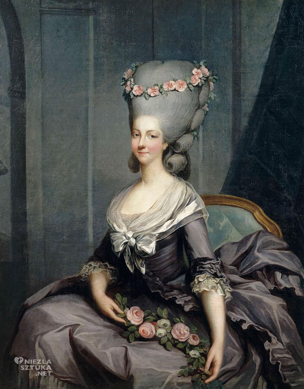 Antoine-François Callet Księżna de Lamballe