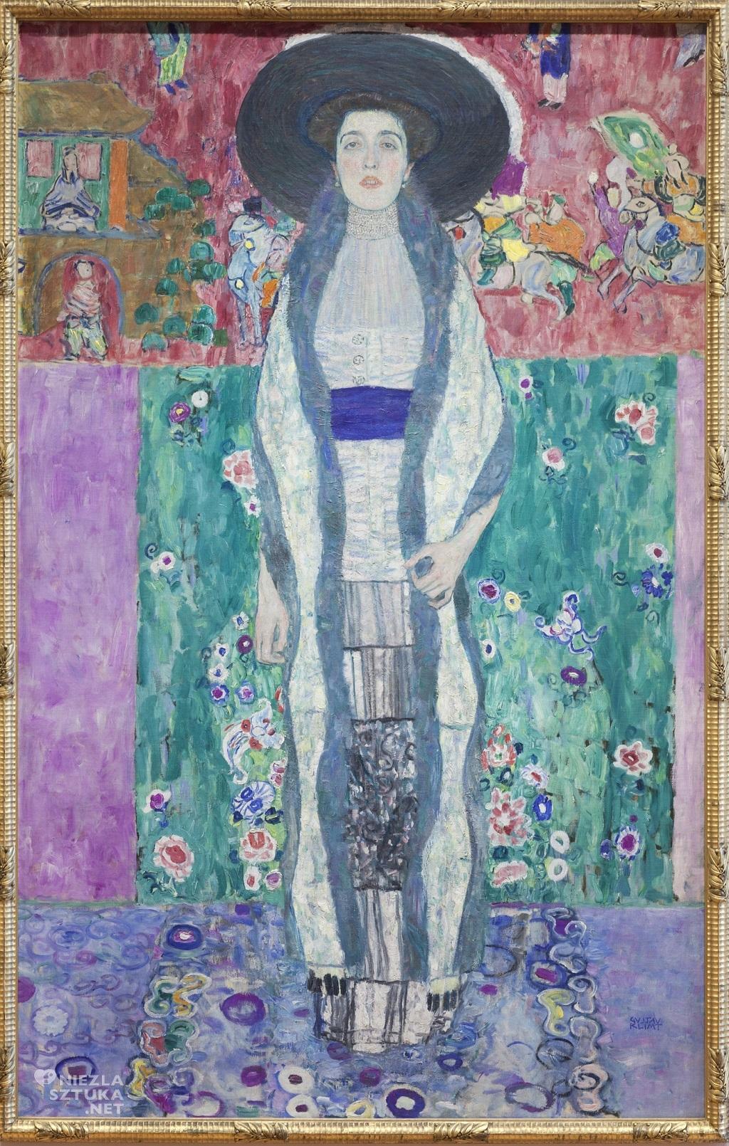 Gustav Klimt Adele Bloch Bauer II Niezła sztuka
