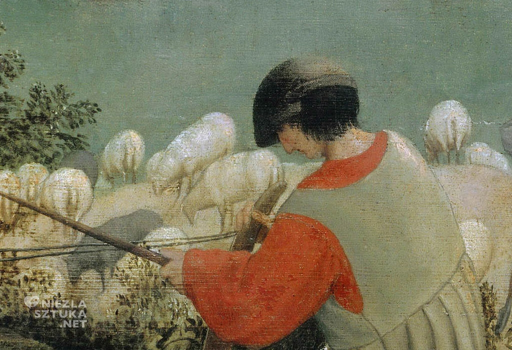 Pieter Breugel upadek ikara, Bruksela, Niezła sztuka