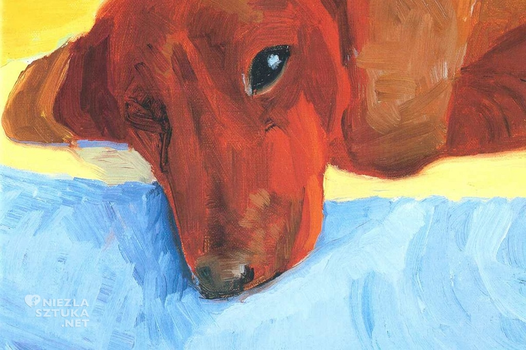 David Hockney Dog Days Niezła sztuka
