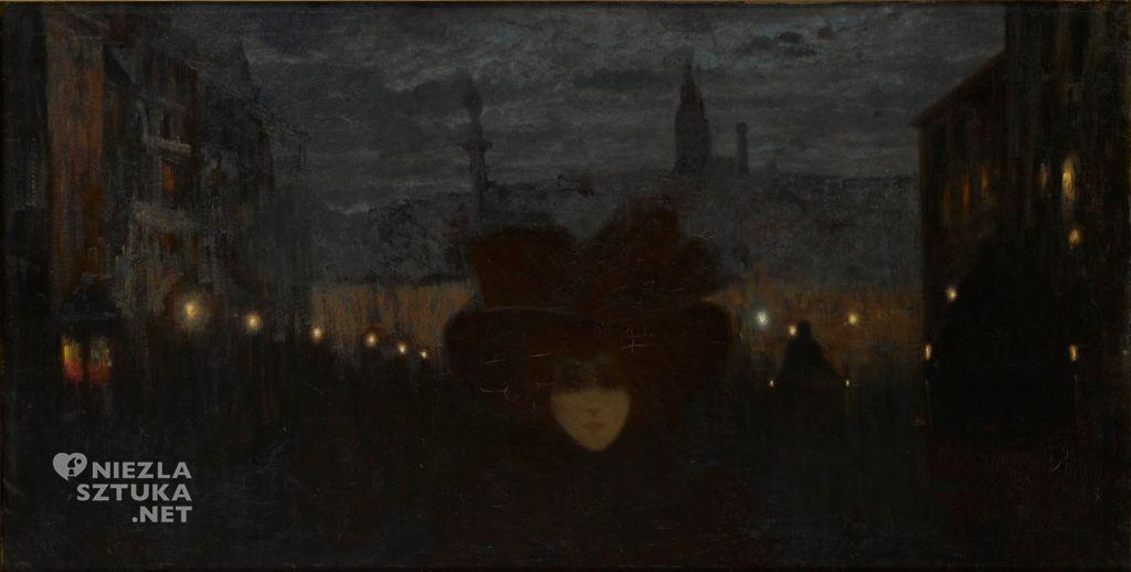 Leon Kaufmann Ćma nocna