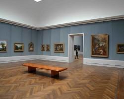 Berlin Gemäldegalerie, Niezła sztuka