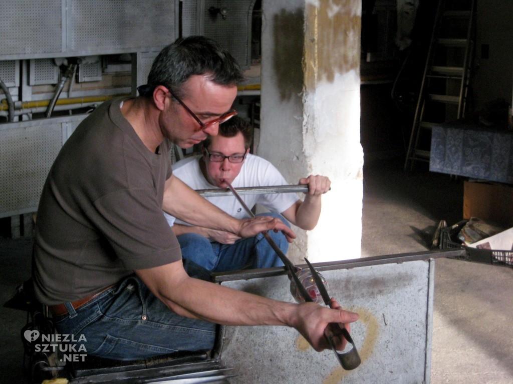Murano - fabryka szkła, Niezła sztuka