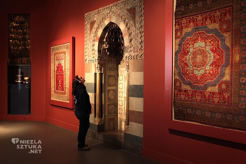 Muzeum Pergamońskie, sztuka islamska, Wyspa Muzeów, Berlin, Niezła Sztuka