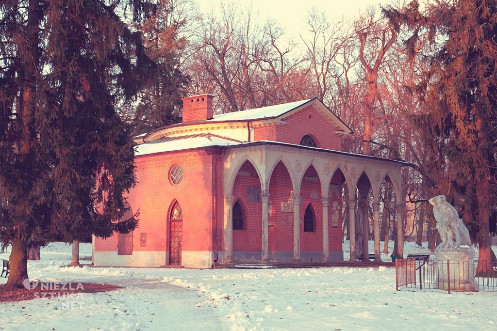 Domek Gotycki Puławy niezlasztuka.net Izabela Czartoryska