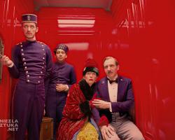 Grand Budapest Hotel, film, sztuka, Niezła sztuka