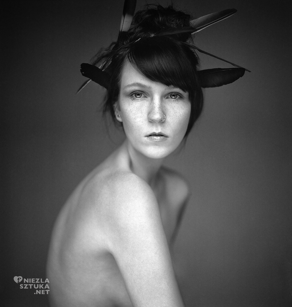 Anja - Portret Gregor Laubsch / Niezła sztuka - blog o sztuce