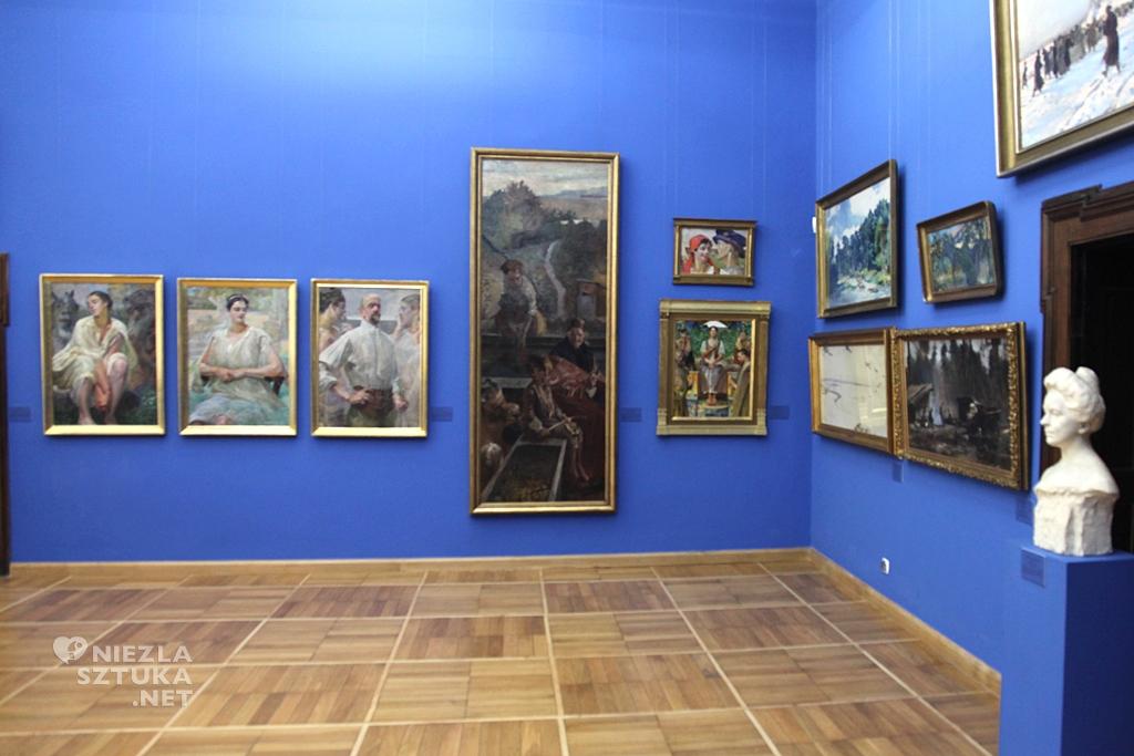 Obraz w zbiorach Muzeum Okręgowego w Toruniu, fot. L. Lubicki