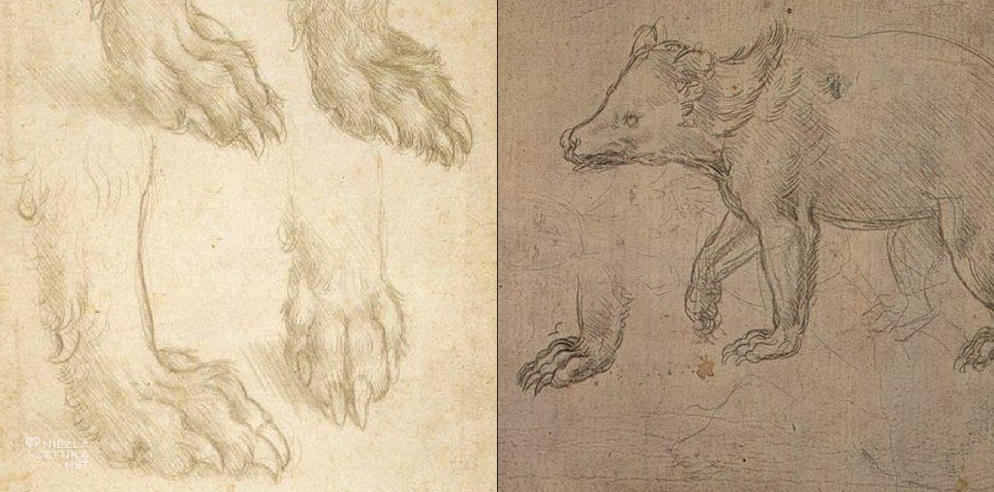 Leonardo da Vinci szkice, Niezła sztuka