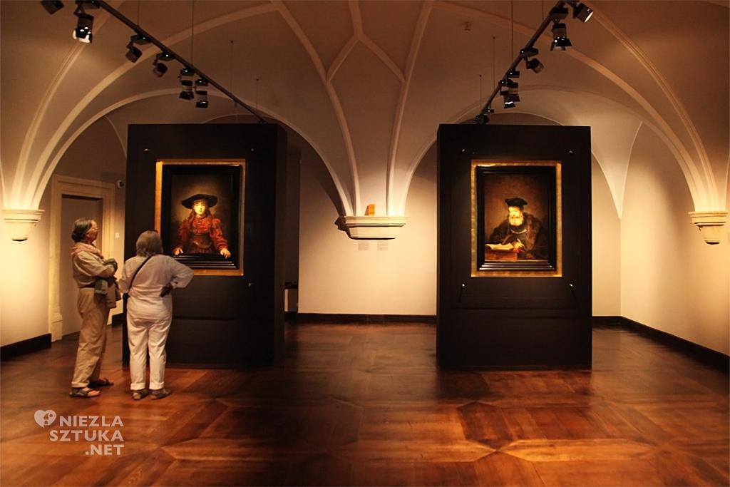 Rembrandt, Zamek Królewski w Warszawie, sztuka, polskie muzea, Niezła Sztuka
