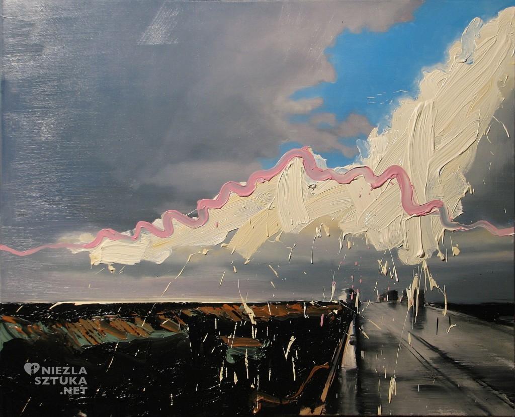 Robert Bubel malarstwo obraz sztuka niezlasztuka.net