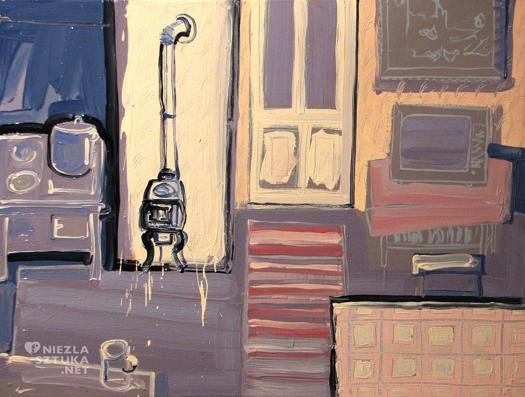 Robert Bubel, 'Opisywanie świata. Wprowadznie', 2011, 68x90