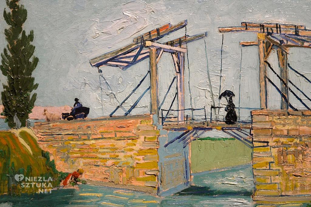 Vincent van Gogh, Most Langlois w Arles, Niezła sztuka