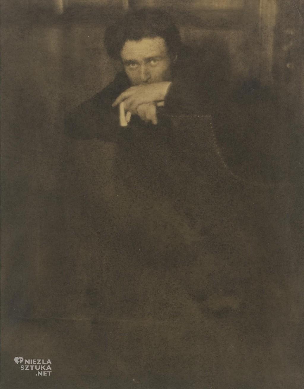portrait of edward steichen