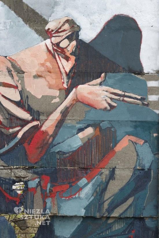 SEPE Michał Wręga malarstwo graffiti street art mural ilustracja www.niezlasztuka.net