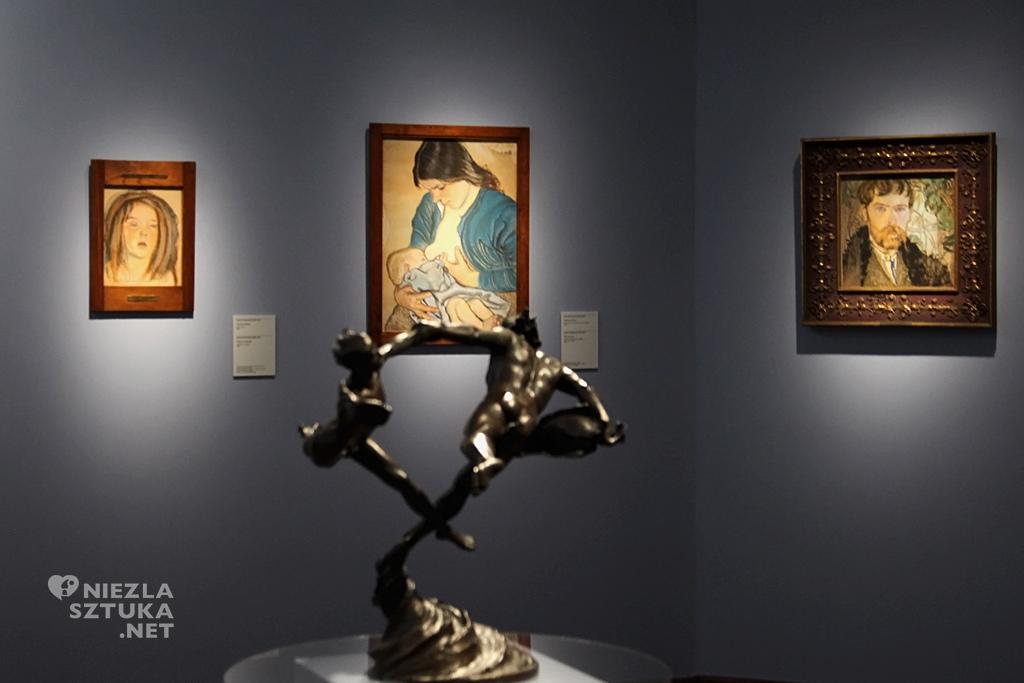 Stanisław Wyspiański, Macierzyństwo, Muzeum Narodowe w Warszawie, polska sztuka, polskie muzea, Niezła Sztuka