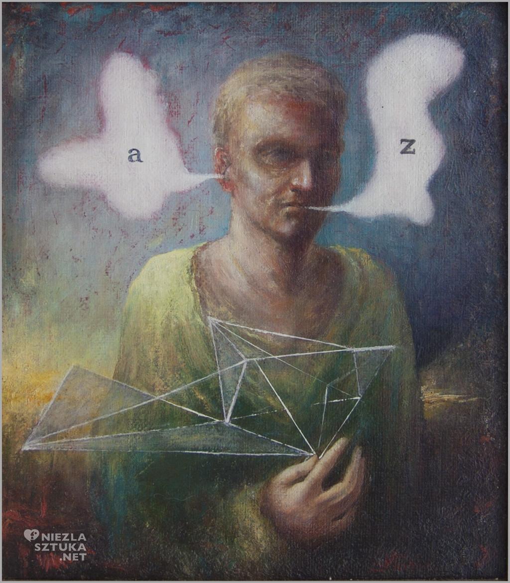 Andrzej Mazur malarstwo polskie www.niezlasztuka.net