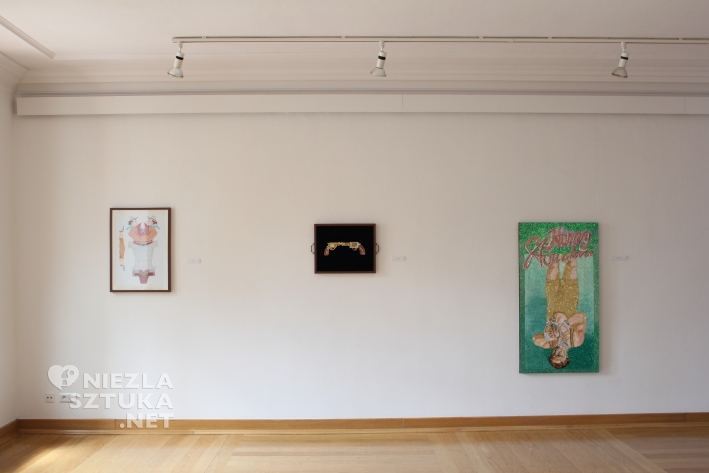 Maja Kitajewska sztuka młoda zdolna www.niezlasztuka.net