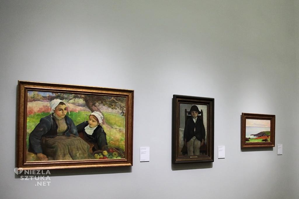 Władysław Ślewiński, Muzeum Narodowe w Warszawie, sztuka polska, polskie muzea, Niezła Sztuka
