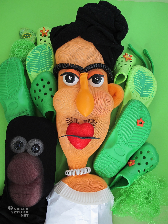 Tomasz Broda Frida Kahlo