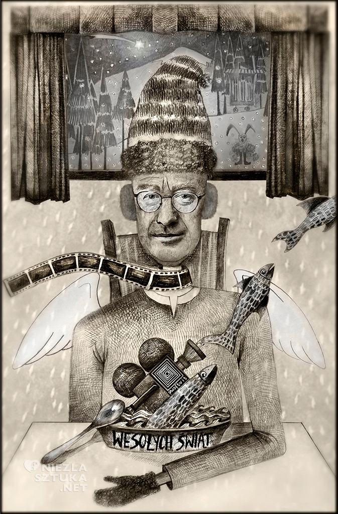 Paulina Janowska ilustracja rysunek