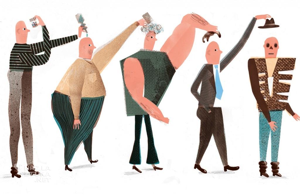 Ola Niepsuj Aleksandra Niepsuj ilustracja grafika ilustracja polska sztuka