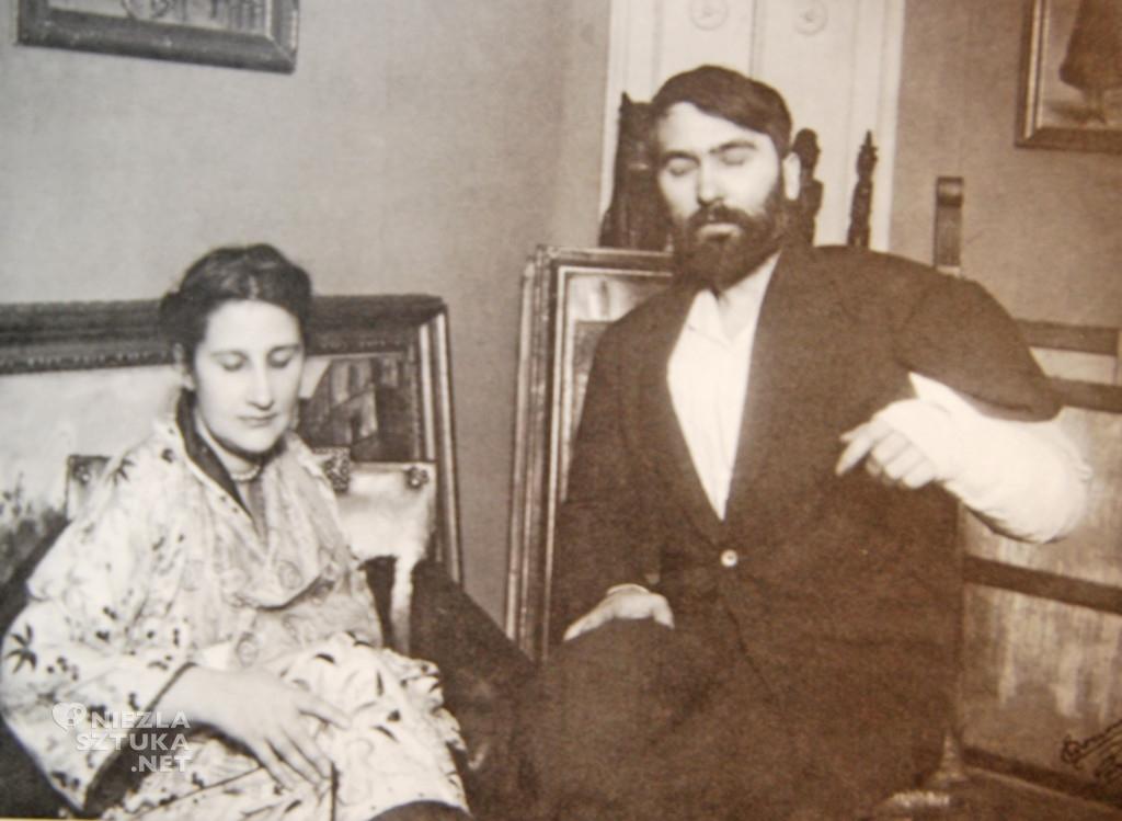 Anna Zborowska, Leopold Zborowski, Amedeo Modigliani, Niezła sztuka