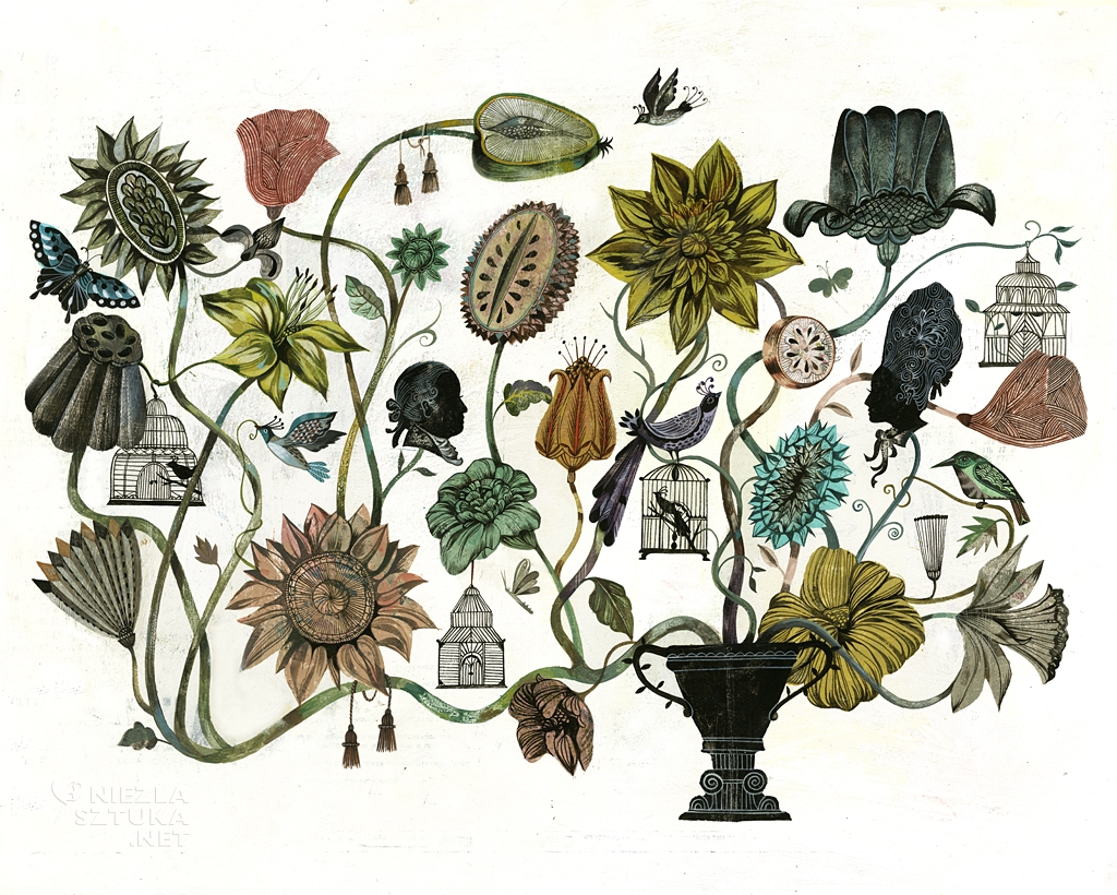 Olaf Hajek illustration ilustracja art