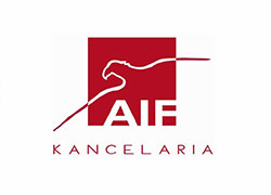 AIF kancelaria logo
