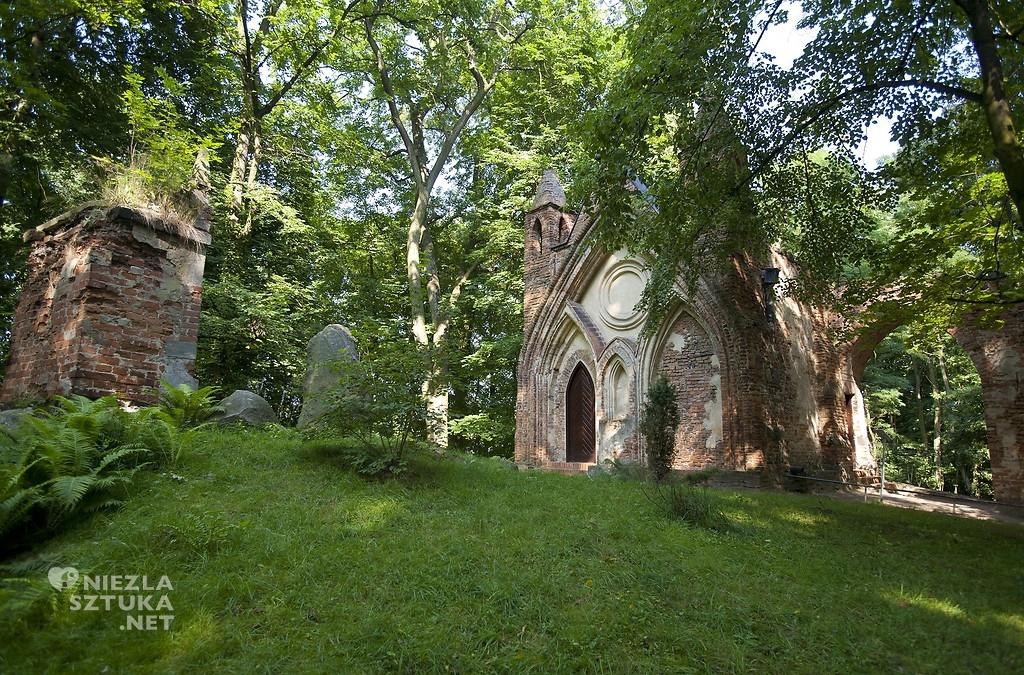 Domek Gotycki w Arkadii, fot. Monika Bajkowska/MNA