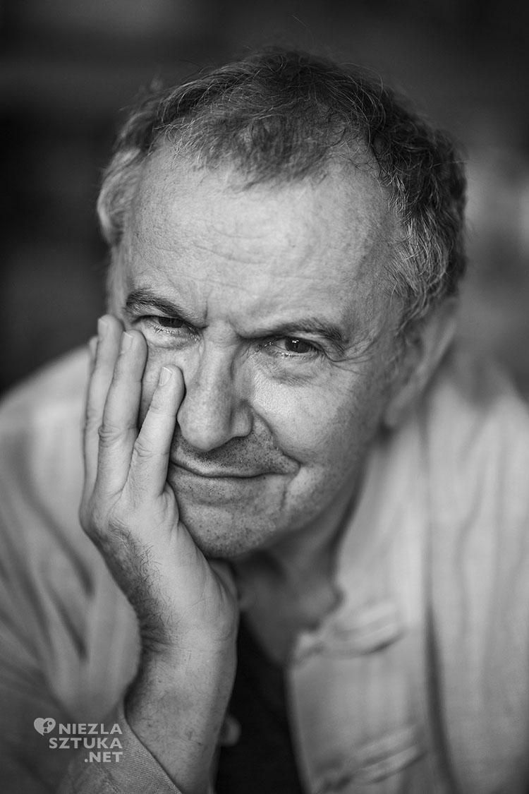 Ryszard Horowitz, fot. Marta Wojtal