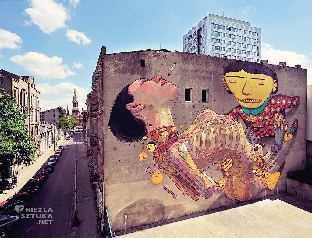Os Gemeos, Fundacja Urban Forms