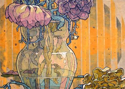 Aryz mural lodz