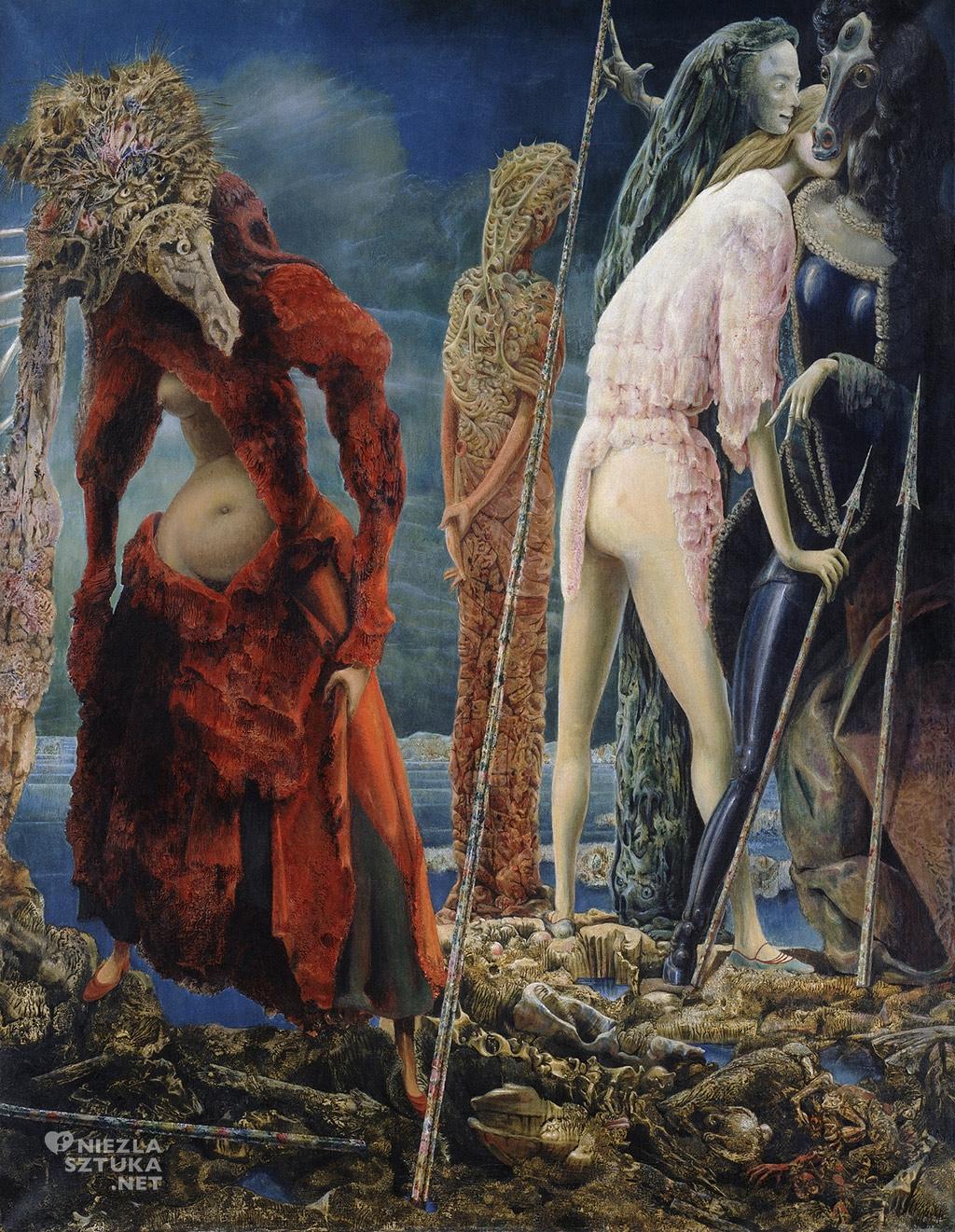 Max Ernst, Antypapież