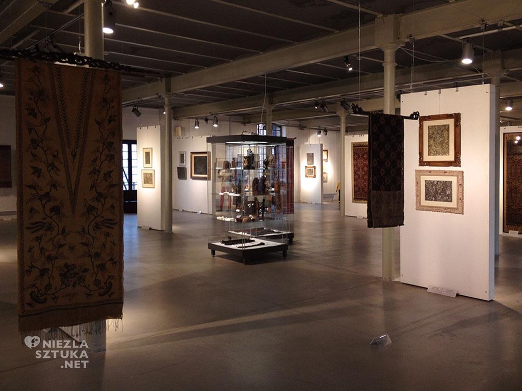Wystawa sztuki balijskiej z kolekcji Krzysztofa Musiała, Centralne Muzeum Włókiennictwa w Łodzi