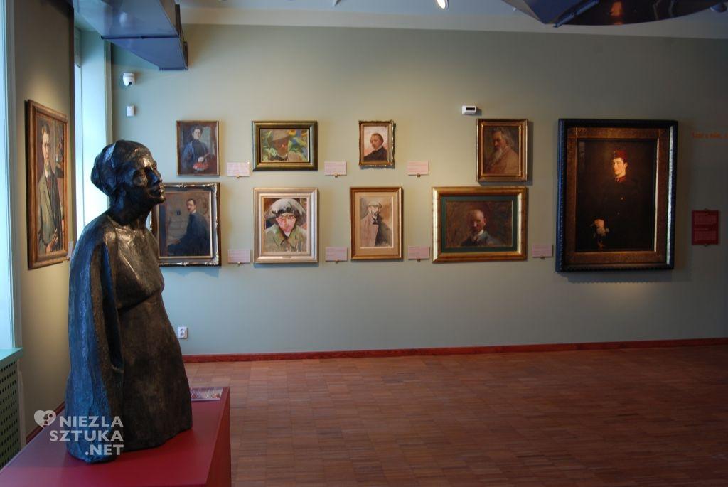 Galeria Mistrzów Polskich, fot. Bożena Szafrańska/Muzeum Miasta Łodzi