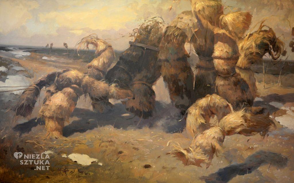 Dominik Woźniak malarstwo rysunek