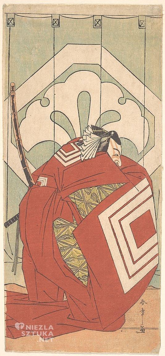 Katsukawa Shunsho, Aktor Ichikawa Danjuro V, wydane ok.1864 r