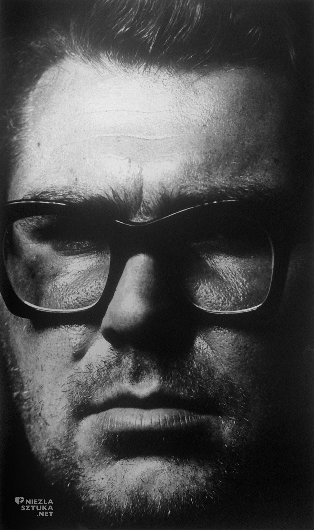 autoportret beksiński
