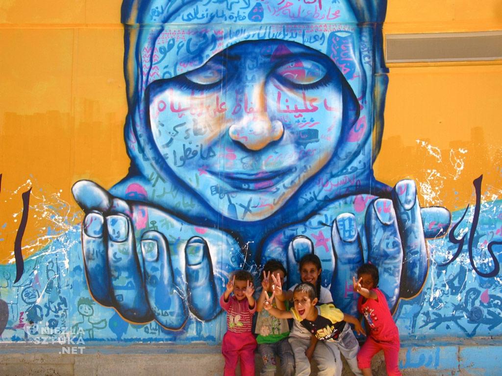 Joel Berger artista streetart