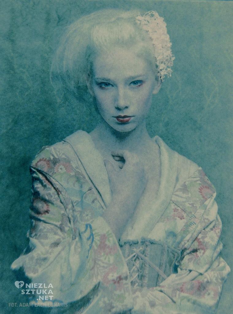 Adam Łach Lunaris Geisha White Studium I