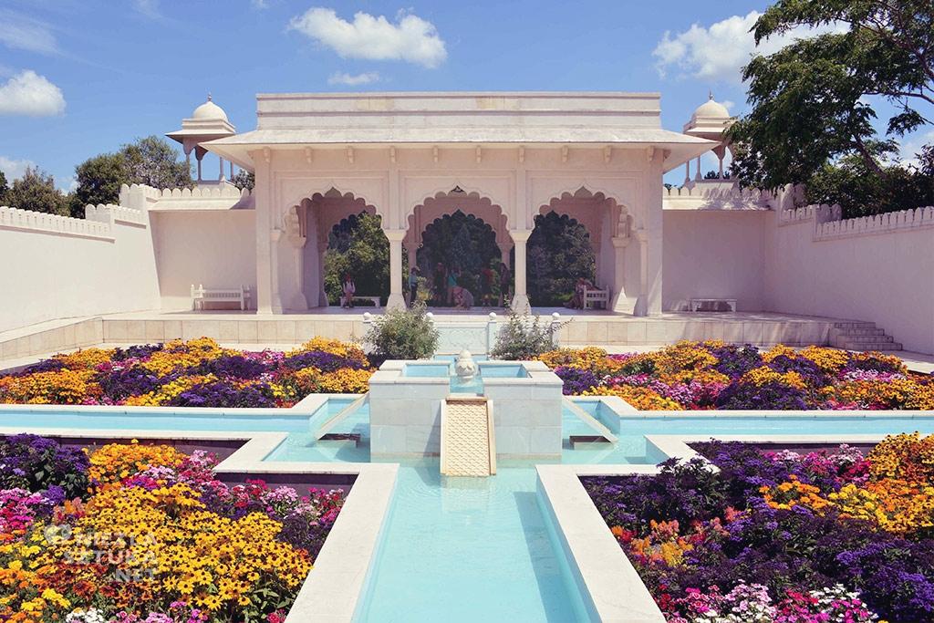 Indyjski Ogród Char Bagh