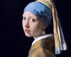 Johannes Vermeer, Dziewczyna z perłą, Mauritshuis, Haga, Niezła sztuka