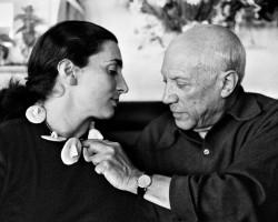Picasso i Jacqueline