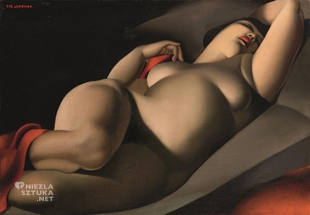 Tamara Łempicka, Piękna Rafaela, Niezła sztuka