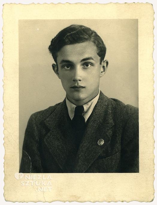 Konstanty Jeleński, 1937, www.wojciechkarpinski.com