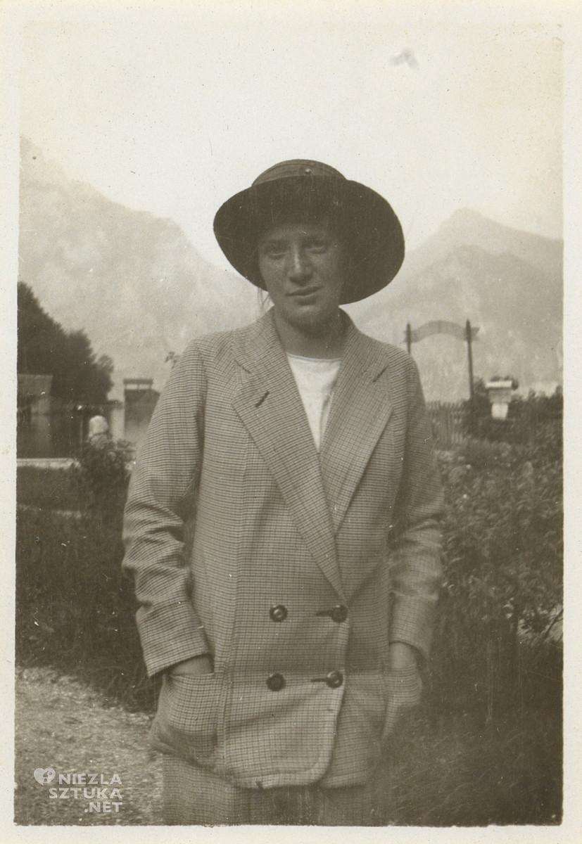 Wally Neuzil, Egon Schiele, Austria, kobiety w sztuce, Niezła Sztuka