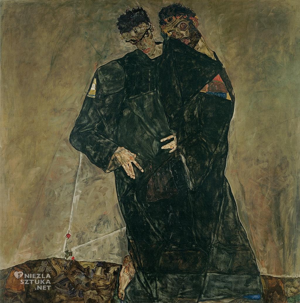 Egon Schiele, Pustelnicy, Niezła sztuka